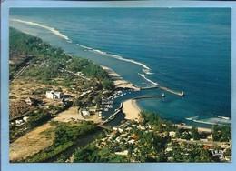 Saint-Paul île De La Réunion Saint-Gilles Vue Aérienne 2scans - Saint Paul