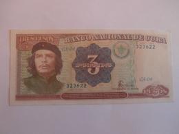 CUBA : 3 Pesos 1995 - Cuba