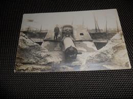 Moere  Koekelare  Carte Photo  Fotokaart  Kanon  Canon - Koekelare
