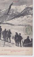 MONTGENEVRE - Concours International De Skis - Les Sauts - Iselin (Suiss) 21 Mètres - Altri Comuni