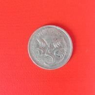 5 Cents Münze Aus Australien Von 1981 (schön Bis Sehr Schön) - Monnaie Décimale (1966-...)