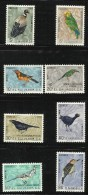 EL  SALVADOR   1963   BIRDS   MNH - Oiseaux