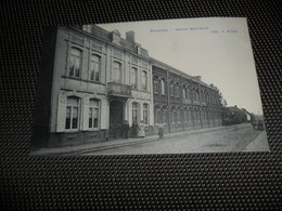 Dottignies  ( Mouscron )    Institut Saint - Louis - Moeskroen