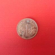 1 Cent Münze Aus Singapur Von 1994 (sehr Schön) - Singapur