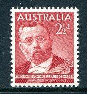 Australia 1948 Sir Ferdinand Von Mueller Commemoration MNH (SG 226) - 1937-52 George VI