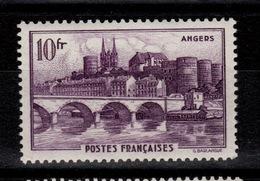 YV 500 N** Angers Cote 1,10 Euros - Unused Stamps