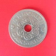 5 Kronen Münze Aus Dänemark Von 1990 (vorzüglich) - Dänemark