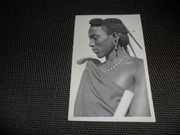 Congo Belge ( 90 )  Belgisch Kongo  :  Copyright By C . Zagorski ( Zagourski ? ) Léopoldville - Carte Photo - Congo Belga - Altri
