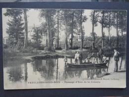 PAVILLONS SOUS BOIS : PASSAGE D'EAU DE LA COLONIE - Les Pavillons Sous Bois