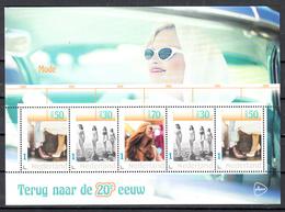 """Nederland 2019 Persoonlijke: Thema """"terug Naar De 20e Eeuw"""": Mode, Schoenen, Zwempak, - 2013-... (Willem-Alexander)"""
