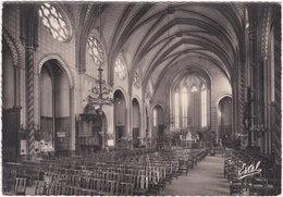 11. Gf. CARCASSONNE. L'Intérieur De L'Eglise Saint-Michel. 4976 - Carcassonne