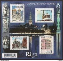 Bloc N° 4938, RIGA - Sheetlets