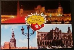 Ak Spanien - Sevilla - Stadtansichten - Sevilla