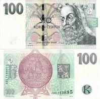 CZECH REPUBLIC       100 Korun       P-New       2018       UNC - Czech Republic