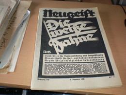 Neugeist 1932 Das Neu Reich - Old Books