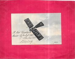 CPA A SITUER -  UN FOKKER - DRO/ROY1 - - Postcards