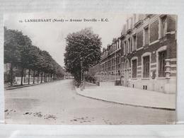 Lambersart. Avenue Derville - Lambersart