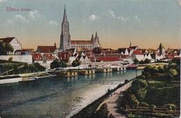 AK Ulm A. Donau - Münster - Ca. 1920  (42151) - Ulm