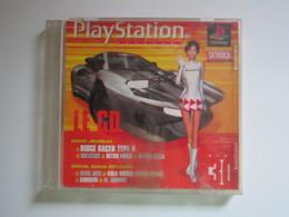 Sony PlayStation DISC 30 RIDGE RACER TYPE 4 ROLLCAGE RETRO FORCE R-TYPE DELTA DEVIL DICE KULA WORLD KURUSHI M.DOMINO - Sony PlayStation