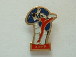 PIN'S BOXE - ASPP - Boxing