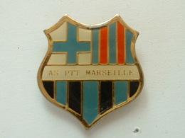 Pin's LA POSTE   - ASPTT MARSEILLE - Mail Services