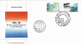Niederlande / Netherland - Mi-Nr 1305/1306 Sonderstempel / Special Cancellation (c369) - 1980-... (Beatrix)