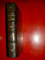 Ossian Barde Du IIIe Siècle. Poèmes Gaéliques Recueillis Par Mac-Pherson 1858  Calédoniens - Livres, BD, Revues