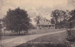 PC Centerport - Long Island - Residence Of Louis Martin - 1925 (42159) - Long Island
