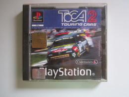 Sony PlayStation TOCA 2 TOURING CARS - Sony PlayStation