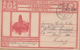 CARTE   1927 NEUZEN VOIR PHOTOS - Material Postal
