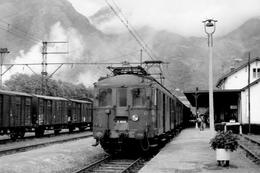 Pierrefitte-Nestalas. Automotrice Z 4212. Cliché Jacques Bazin. 30-07-1969 - Trains