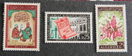 ALGERIE - 1963 - YT 380 à 382 ** - Algerien (1962-...)