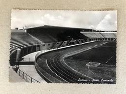 LIVORNO STADIO COMUNALE  1949 - Livorno