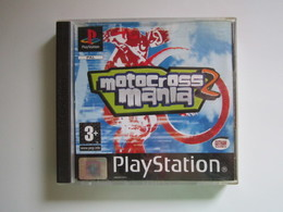 Sony PlayStation MOTOCROSS MANIA 2 - Sony PlayStation