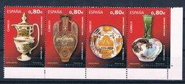Spanien 4619 - 22 - Kermiken, Krug, Amphore - Ceramica, Potery - 1931-Heute: 2. Rep. - ... Juan Carlos I