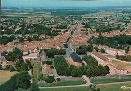 CARTE POSTALE - DE SENNECEY LE GRAND - VUE GENERALE AERIENNE - France