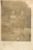 CARTE PHOTO SOLDATS PREMIERE GUERRE - War 1914-18