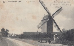 OOSTDUINKERKE S/MER: Le Grand Moulin - Oostduinkerke