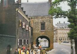 Postcard Den Haag Holland Gevangenpoort PU 1980 My Ref  B23679 - Den Haag ('s-Gravenhage)