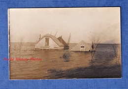 CPA Photo - ALLEMAGNE ? à Situer - Inondations - Catastrophe Crue Eau Apocalypse Curiosa - Postcards