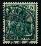 D-REICH GERMANIA Nr 85IIa Gestempelt X71918E - Deutschland