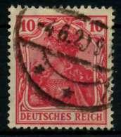 D-REICH GERMANIA Nr 86IIa Gestempelt X7191BA - Deutschland