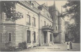 CPA Dept 71 FLACE LES MACON - France