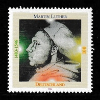 GERMANY 1996 450th Death Anniversary Of Martin Luther: Single Stamp UM/MNH - Theologians