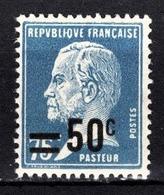 FRANCE 1925 / 1926 -  Y.T. N° 219  - NEUF** - Unused Stamps