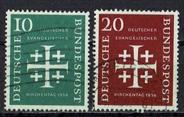 BRD 1956 // Mi. 235/236 O - [7] West-Duitsland