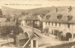 73 COGNIN LE VIEUX PONT LES CAPUCINS EDITEUR GRIMAL 752 - France