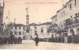 EVENEMENT - 47 - MEZIN : Fêtes Présidentielles Du 1 Octobre 1906 ( Armand FALLIERES Président ) - Evénements