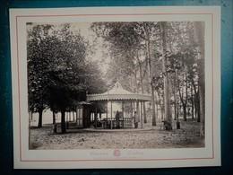 VICHY - SOURCE DU PARC  - Photographie Ancienne Albuminée De Claudius Couton - Photos