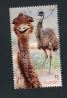 2019 AUSTRALIA EMU VERY FINE POSTALLY USED $1 Sheet STAMP - Oblitérés
